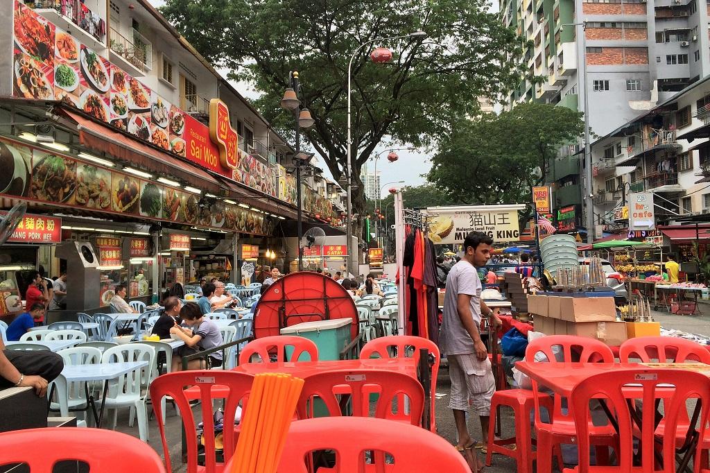 Kuala Lumpur Jalan Alor